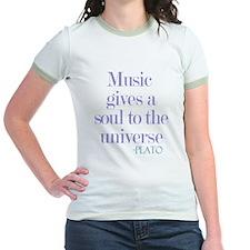 Music gives soul T-Shirt