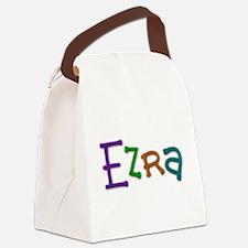 Ezra Play Clay Canvas Lunch Bag