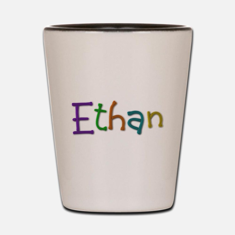 Ethan Play Clay Shot Glass