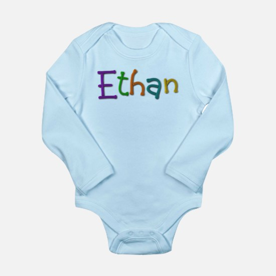 Ethan Play Clay Body Suit