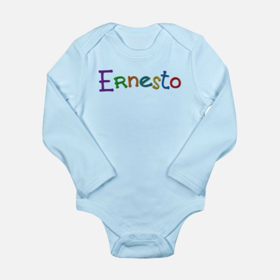 Ernesto Play Clay Body Suit