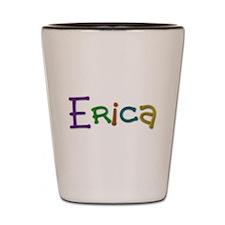 Erica Play Clay Shot Glass