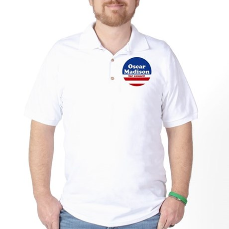 Madison for Council Golf Shirt