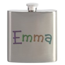Emma Play Clay Flask
