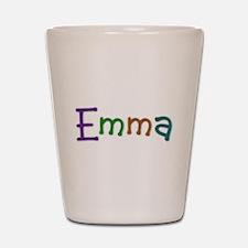 Emma Play Clay Shot Glass