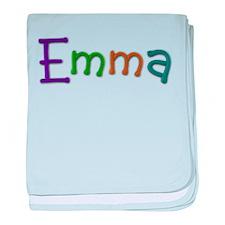 Emma Play Clay baby blanket