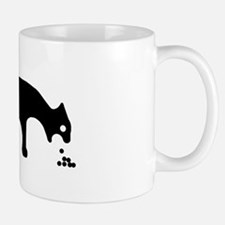 Vomiting Cat Mug