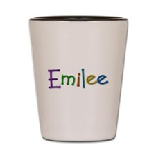 Emilee Play Clay Shot Glass