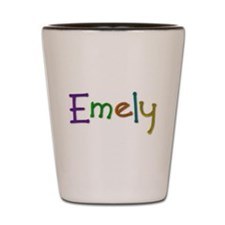 Emely Play Clay Shot Glass
