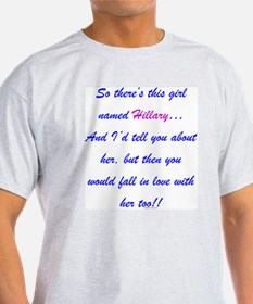 Girl Named Hillary T-Shirt