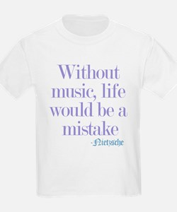 music and life T-Shirt
