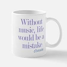 music and life Mug