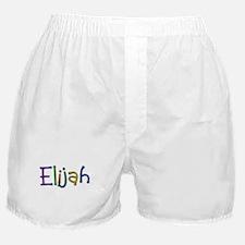 Elijah Play Clay Boxer Shorts