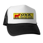 Liberal Hunt Permit Trucker Hat