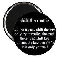 "Shift The Matrix 2.25"" Magnet (100 pack)"