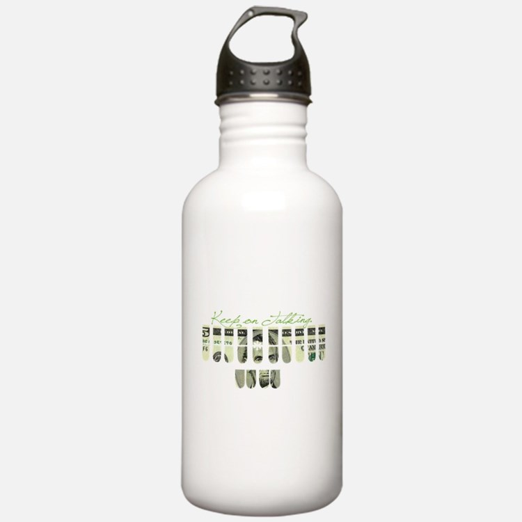 Cute Court reporting Water Bottle
