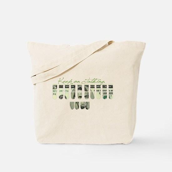 Cute Steno Tote Bag