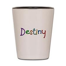 Destiny Play Clay Shot Glass