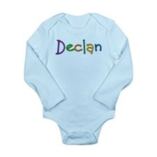 Declan Play Clay Body Suit