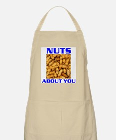NUTS ABOUT YOU BBQ Apron