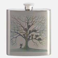 Culpeper Stray Cats Flask