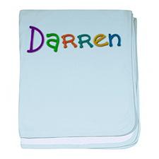 Darren Play Clay baby blanket