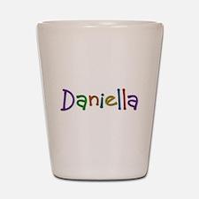 Daniella Play Clay Shot Glass