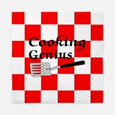 Cooking Genius Queen Duvet