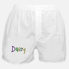 Daisy Play Clay Boxer Shorts
