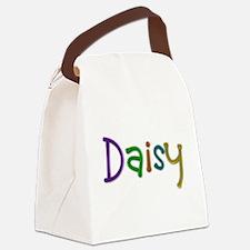 Daisy Play Clay Canvas Lunch Bag