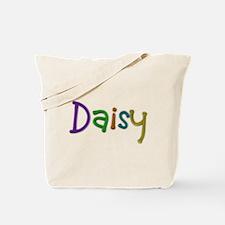 Daisy Play Clay Tote Bag