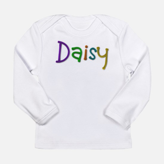 Daisy Play Clay Long Sleeve T-Shirt