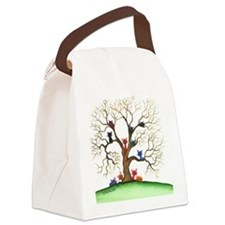 Fayetteville Stray Cats Canvas Lunch Bag