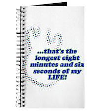 LONGEST 8 MINUTES Journal