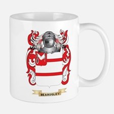 Beardsley Coat of Arms Mug