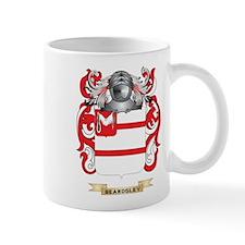 Beardsley Coat of Arms Small Mug