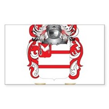 Beardsley Coat of Arms Decal