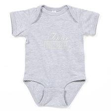 Forever Twilight - White Baby Bodysuit