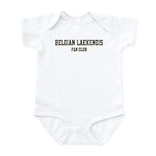 Belgian Laekenois Fan Club Infant Bodysuit