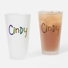 Cindy Play Clay Drinking Glass