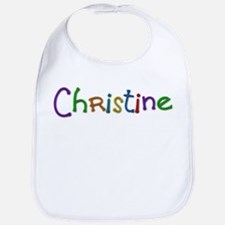 Christine Play Clay Bib