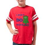 warning  SHIRT TEMPLATE CENTE Youth Football Shirt