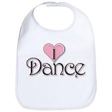 I Dance Bib
