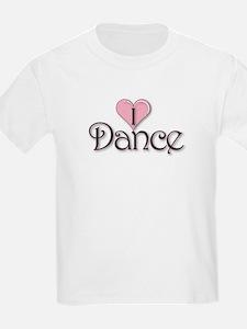 I Dance Kids T-Shirt