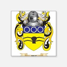 Bec Coat of Arms Sticker