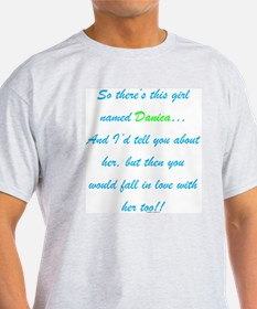 Girl Named Danica T-Shirt