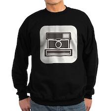 Vintage Instant Camera Sweatshirt