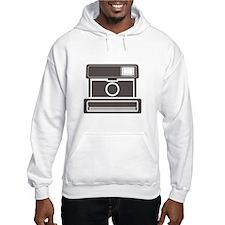 Vintage Instant Camera Jumper Hoody