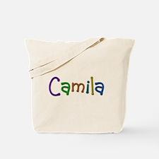 Camila Play Clay Tote Bag