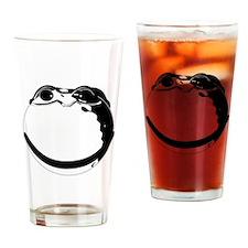 Broker T Drinking Glass